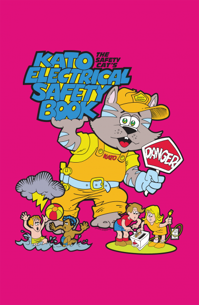 11900 Kato Electrical Safety Book lg