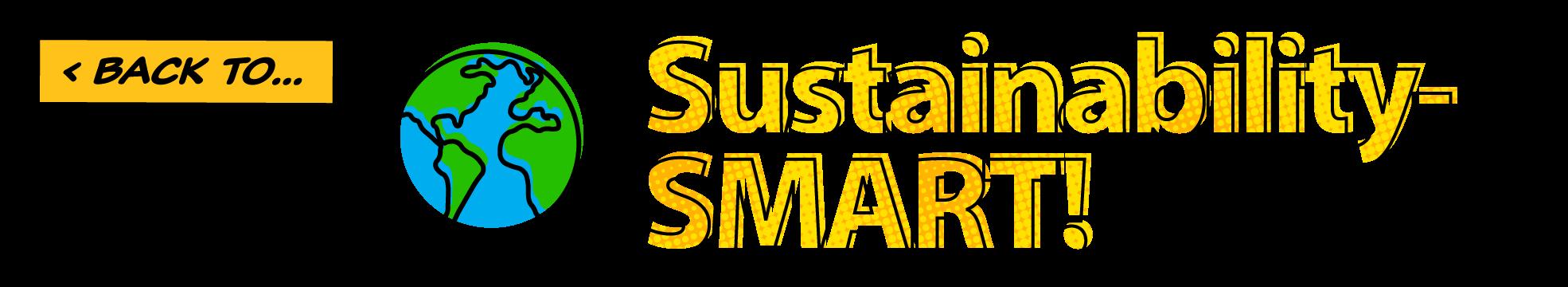 Back to… Sustainability-SMART!
