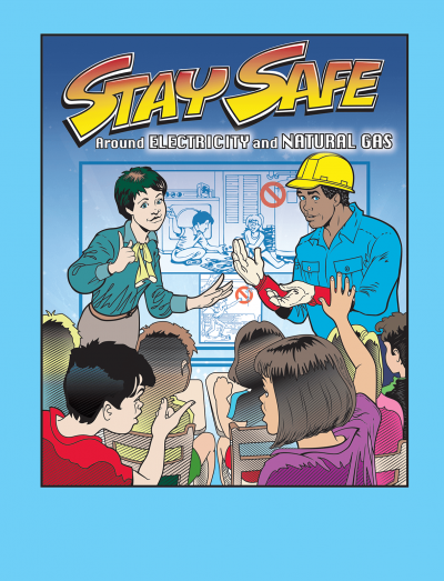 35809 Stay Safe Around Electricity NG lg
